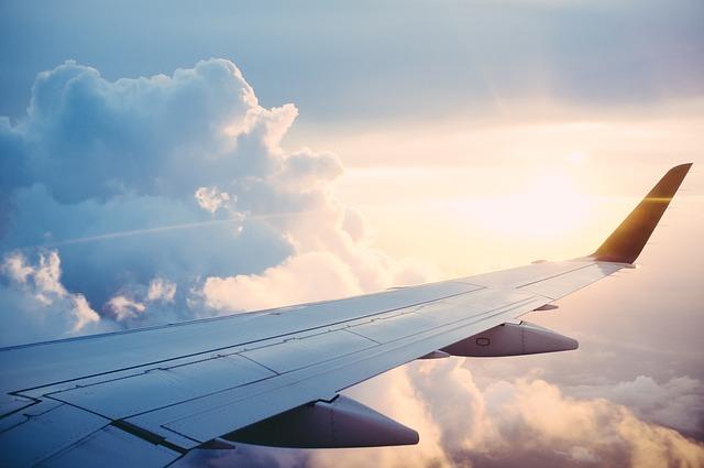 梦见赶飞机