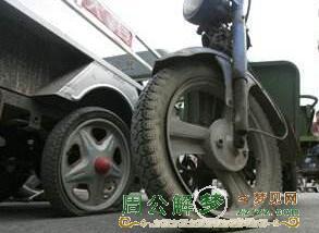 做梦梦见骑的电动车车胎被扎得到处是钉子