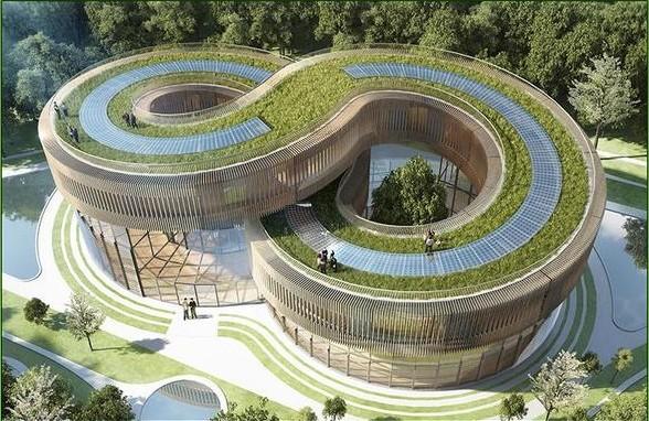 梦幻建筑图片欣赏3